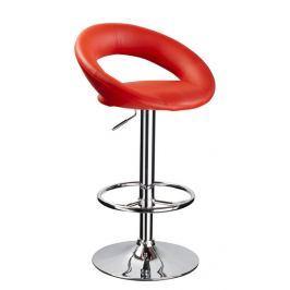 Barová židle C-300, červená