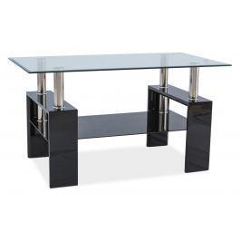 Konferenční stolek LISA III, černý lak