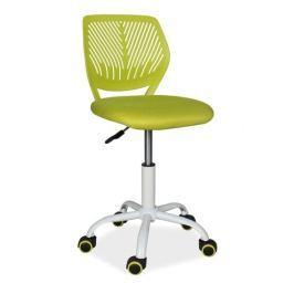 Kancelářská židle MAX, zelená