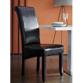 COCHIBA, židle, tmavě hnědá