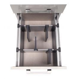 Příčný rozdělovač pro hlubokou zásuvku 40 cm
