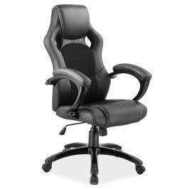 Kancelářské křeslo Q-107 černá