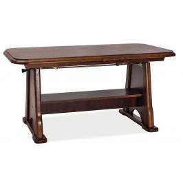 Jídelní/konferenční stůl BEATA rozkládací, dub sonoma