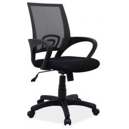 Kancelářská židle Q-148 černá