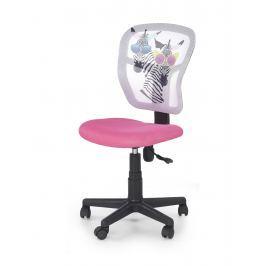 Dětská židle JUMP, růžová