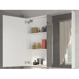 Koupelnová skříňka DELLA 80 cm, bílá