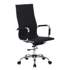 Kancelářská židle Q-040, černá