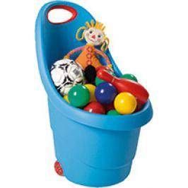 KIDDIES GO vozíček - modrý Keter