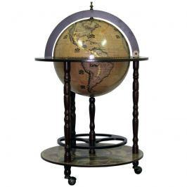Dřevěný bar Globus