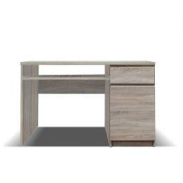 Počítačový stůl PANAMA typ 10 dub sonoma Tempo Kondela