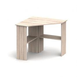 PC stůl, rohový, dub sonoma, RONY NEW 0000111604 Tempo Kondela