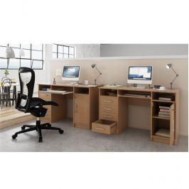 Počítačový stůl B9 NEW buk Tempo Kondela