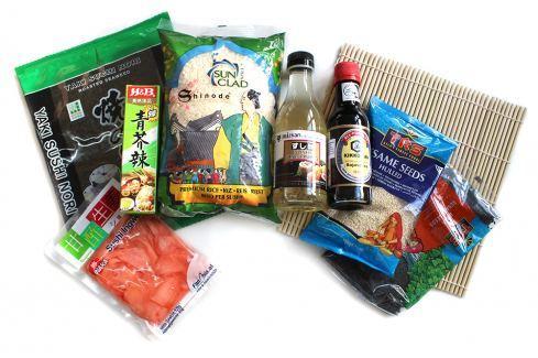 Výhodný balíček Sushi Sushi