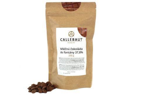 Callebaut Mléčná čokoláda do fontány 37,8 % 250 g Čokoláda do fontány