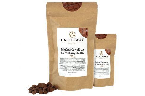 Callebaut Mléčná čokoláda do fontány 37,8 % 500 g Čokoláda do fontány