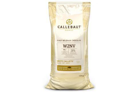 Belgická čokoláda - Bíla 10kg Callebaut Čokoláda na vaření