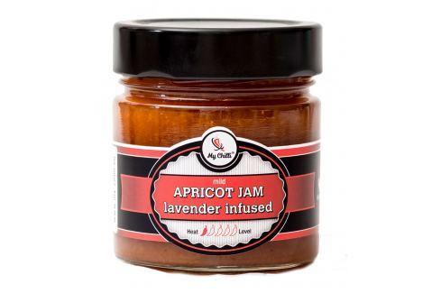Meruňkový džem s chilli a levandulí My Chilli 260 g Džemy