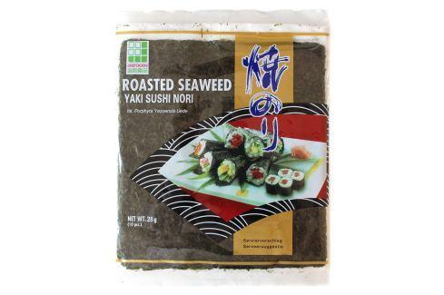 Mořské řasy Nori 28 g Sushi
