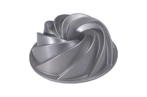Nordic Ware Forma na bábovku Heritage stříbrná 2,4 l Formy na bábovku
