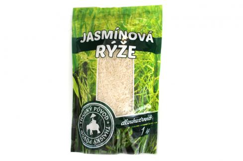 Jasmínová rýže Chefshop 1 kg Rýže