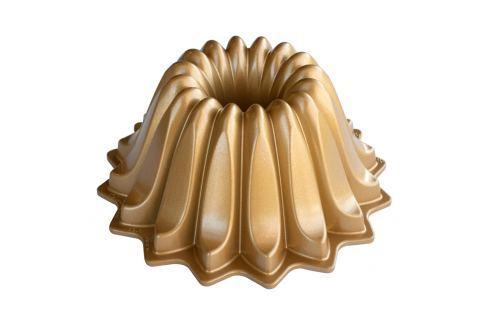 Nordic Ware Forma na bábovku Lotus zlatá 1,2 l Formy na bábovku