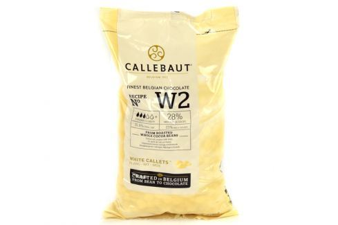 Callebaut Bílá čokoláda 1 kg Čokoláda na vaření