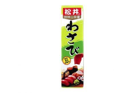 Wasabi pasta 43 g Asijské potraviny