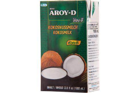 Kokosové mléko Aroy-D 1l Asijské potraviny