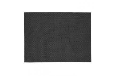 Zone Prostírání černá 40 x 30 cm Prostírání