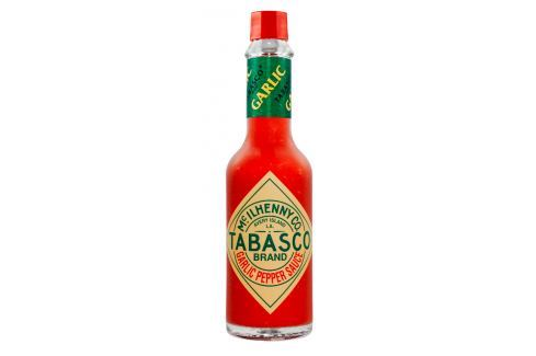 McIlhenny Tabasco omáčka Garlic Pepper 60 ml Chilli omáčky