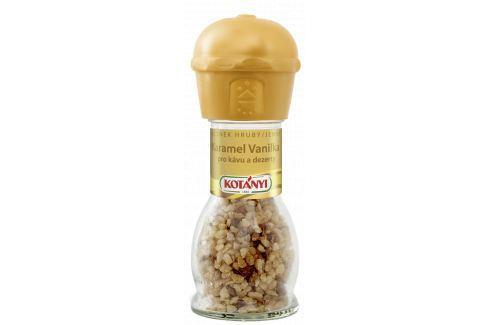 Kotányi mlýnek karamel vanilka pro kávu a dezerty 53 g Koření