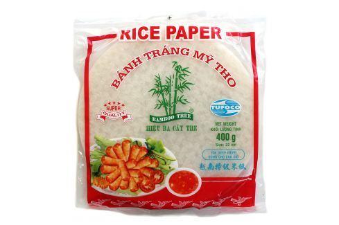 Rýžový papír na smažení 400 g Vietnamská kuchyně