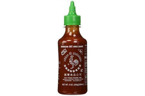 Huy Fong Chilli omáčka Sriracha hot 207 ml Chilli omáčky