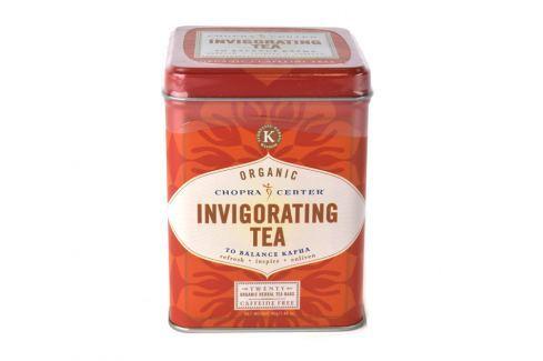 Harney & Sons Invigorating Povzbuzující organický bylinný čaj Chopra 20 sáčků Ovocné a bylinné čaje