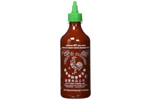 Sriracha Hot Chilli sauce čili omáčka 435ml Huy Fong Chilli omáčky