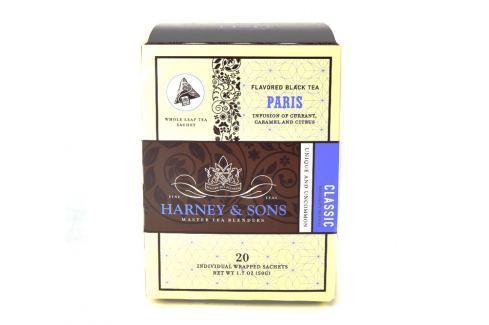 Harney & Sons Paris černý čaj 20 sáčků Černé čaje
