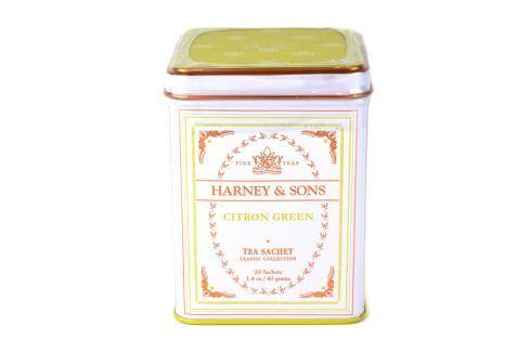 Harney & Sons Zelený čaj Citron Green Classic 20 sáčků Zelené čaje
