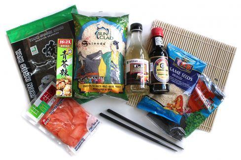 Výhodný balíček Sushi s hůlkami Sushi