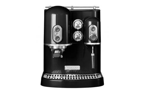 KITCHENAID 5KES2102EOB černá Pákové kávovary