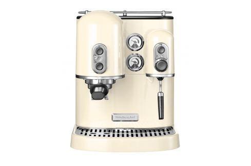 Kávovar KitchenAid 5KES2102 mandlová Pákové kávovary