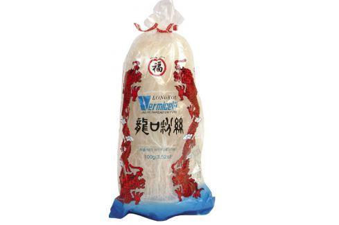 Skleněné rýžové nudle Vermicelli 100 g Těstoviny