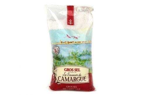 Hrubozrnná mořská sůl Le Saunier de Camargue 1 kg Sůl