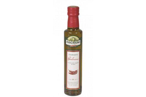 Extra panenský olivový olej s chilli Farchioni 250 ml Olivové oleje