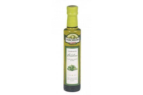 Extra panenský olivový olej s bazalkou Farchioni 250 ml Olivové oleje