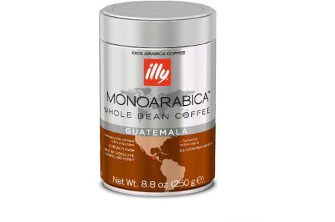 Zrnková káva Guatemala Illy 250 g Zrnková káva