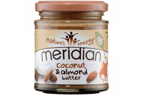 Kokosovo-mandlové máslo jemné 170 g Ořechová másla