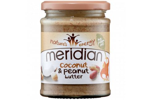 Kokosovo-arašídové máslo jemné 280 g Ořechová másla