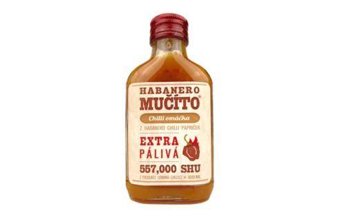 Chilli omáčka Habanero Mučíto extra pálivá 100ml Chilli omáčky
