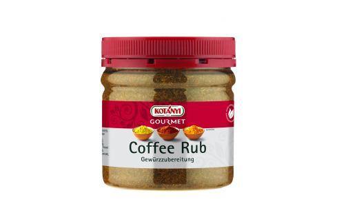 Coffee Rub Kotányi 220 g Koření