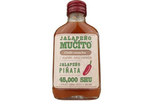 Chilli omáčka Jalapeno Mučíto 100 ml Chilli omáčky